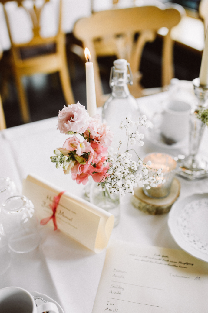 Hochzeits-Dekoration